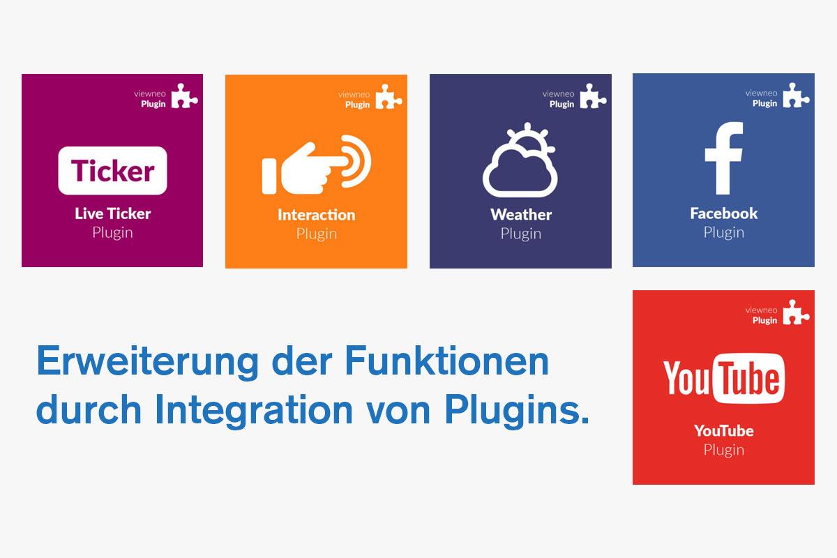 Viewneo Plugins